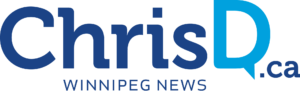 Chris D Winnipeg News Logo
